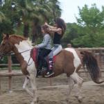 Paardrijden 5 min